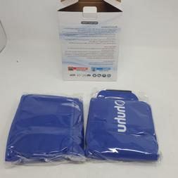 Ice Pack for Injuries, Ohuhu Reusable Gel Cold & Hot Therapy