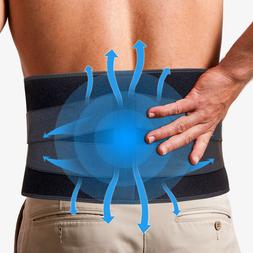 Ice Pack for Lower Back Pain Relief/Back Brace Hot Cold Ice