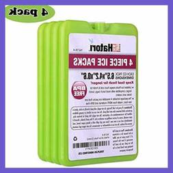 Ice Pack For Lunch Box Freezer Blocks Container Slim Reusabl