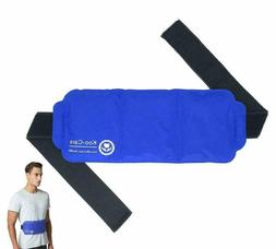 Ice Pack Gel Wrap Hot Cold Therapy For Shoulder Knee Leg Ank
