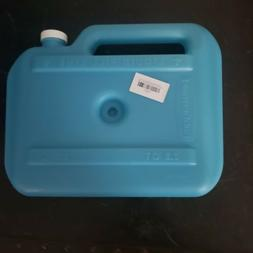 Rubbermaid Ice Pack Large Flat Marine Chest Cooler Iceolator