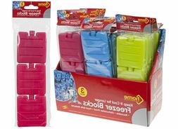 Large Ice Packs Slim Long-Lasting Lunch Box & Coolers - Free