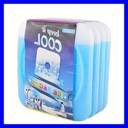 OICEPACK Ice Pack(Set of 4) Ice Packs for Lunch Boxes, C