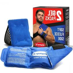 Ice Packs for Injuries Reusable – Сold Packs for Injuries