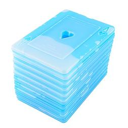 OICEPACK Ice Packs Large Ice Packs for Lunch Boxes,Cooler Ic