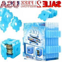 Ice PacksCool Pack For Lunch Box Freezer Bags & Coolers Slim