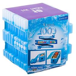 OICEPACK Ice Pack for Lunch Box Freezer Food and Fruit Stora