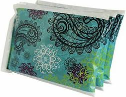Ice Pack for Lunch Boxes  by Bentology  - Paisley Design