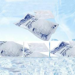 INSTANT COLD Pack Disposable Ice Packs Sports Injuries Relie
