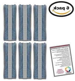 "Instant Perineal Cold Pack with Self Adhesive Strip, 12"" x 4"