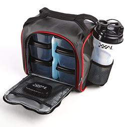 Jaxx Fuel Pack with Portion Control Containers
