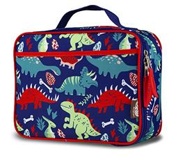 LONECONE Kids' Insulated Fabric Lunchbox - Cute Patterns for