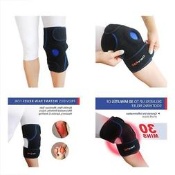 Knee Ice Pack Wrap By TheraPAQ: Hot & Cold Therapy Support B