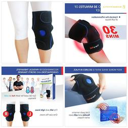 Knee Ice Pack Wrap by TheraPAQ: Hot Cold Therapy Knee Suppor