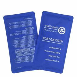 Koo-Care Flexible Gel Ice Pack For Hot Cold Therapy - Set Of