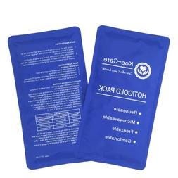 Koo-Care Flexible Gel Ice Pack Hot Cold Therapy Set 2 Great