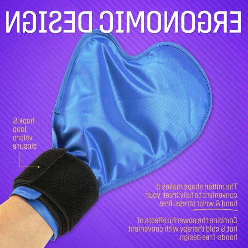 1 Hot Therapy Reusable Gloves For