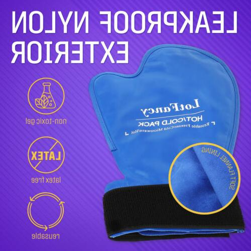 1 Cold Therapy Gloves For Wrists Fingers