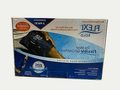 2 Pack Ice Reusable Cold Therapy and Injuries
