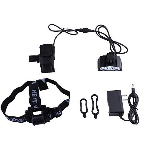 AGPtEK® Headlamp HeadLight Mode For Camping Riding