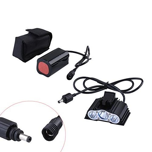 AGPtEK® LED 2500 Cycling Mode with For Riding