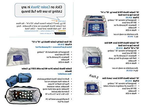 Cooler Size More Replaces & Water Save!