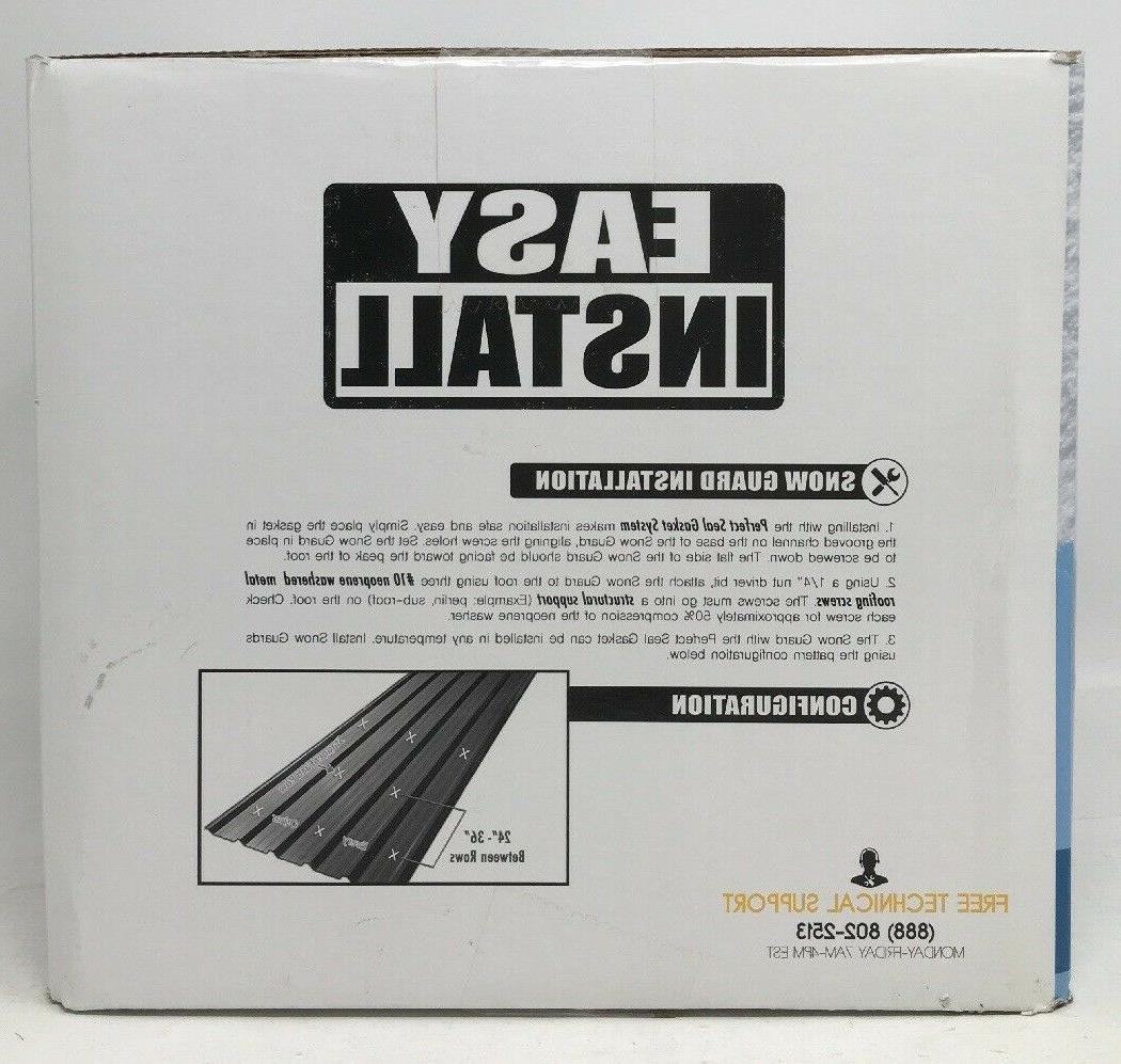 50 Pack Guard Seal Roof