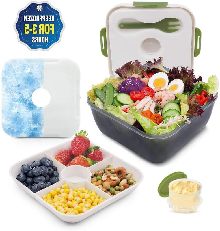 74 oz salad container to go