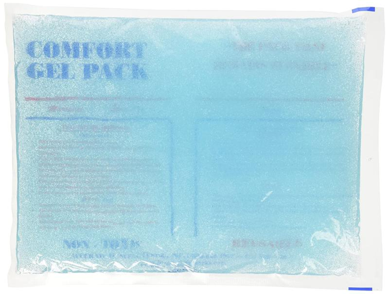 9x12 Flexible Frozen Hot or Cold Body Gel Pack