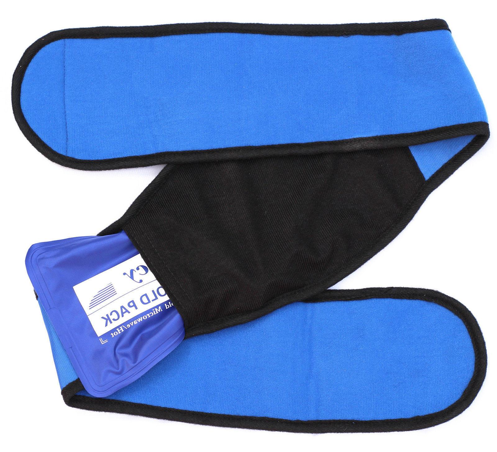 Reusable Ice Pack Gel Pack for Hot & Cold Therapy Heat Pad o
