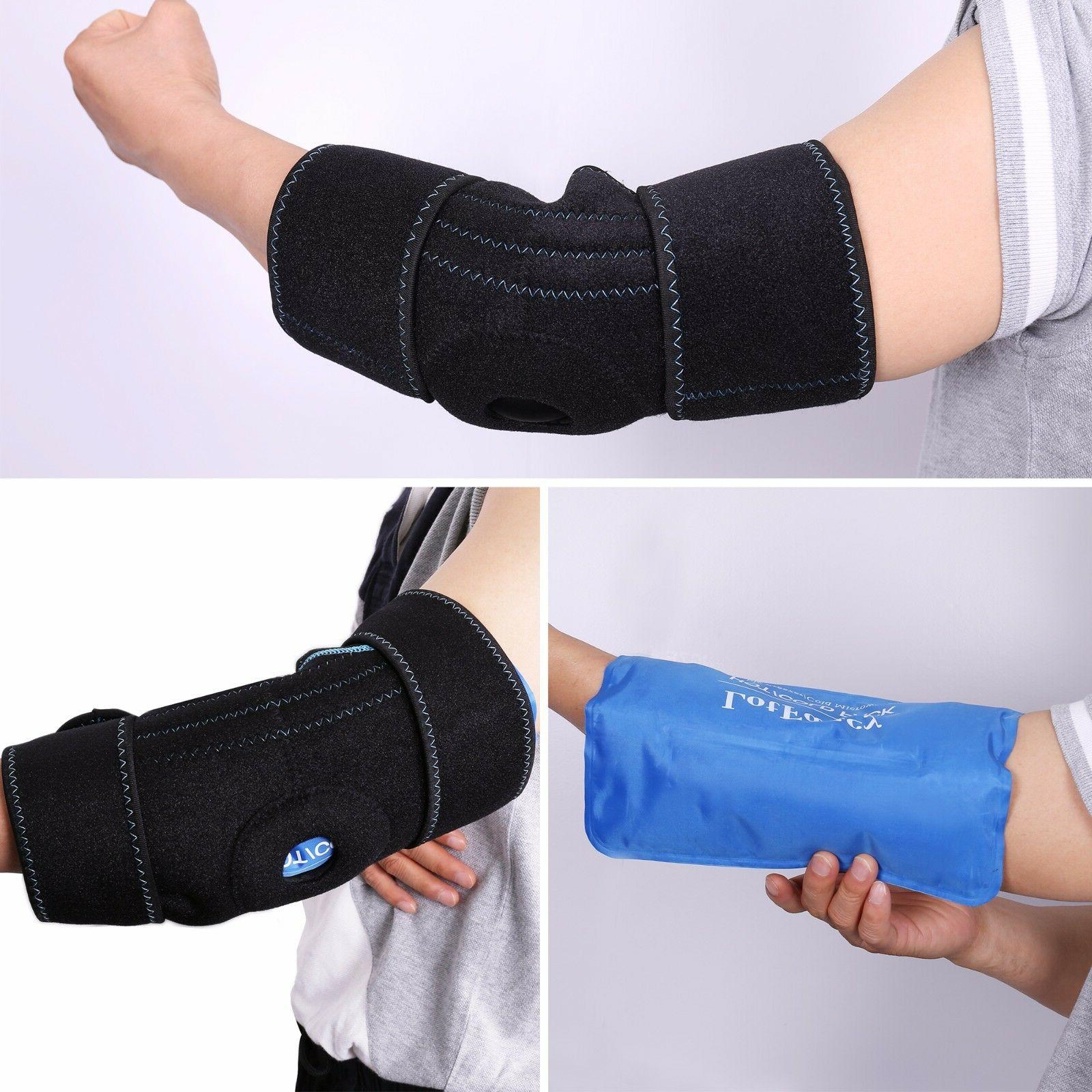 Arm Ice Pack Cold Injuries