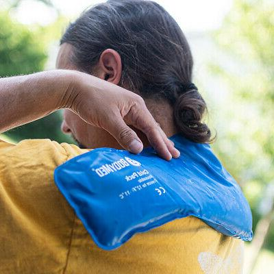BodyMed Blue Packs – Reusable Flexible Ice Injuries –