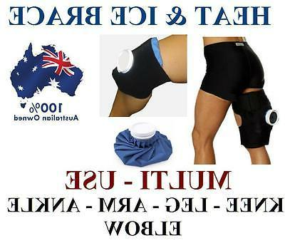 ice pack heat pack knee elbow ankle