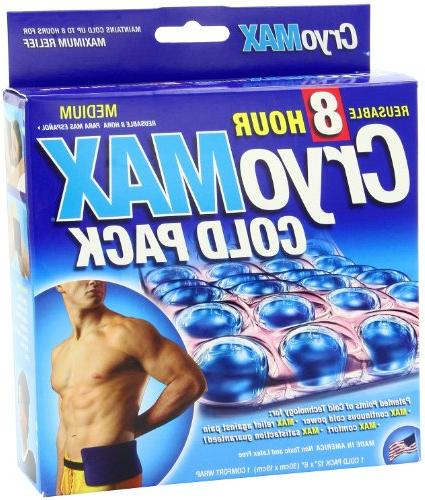 Cryo-MAX Cold Pack Flexible