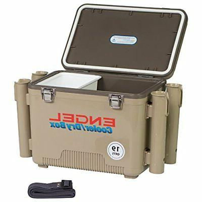 Cooler/Dry Box -Keeps Food Cold, Out or Dust