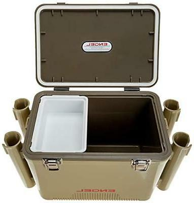Cooler/Dry -Keeps Food and Cold, Keeping Out Moisture or Dust