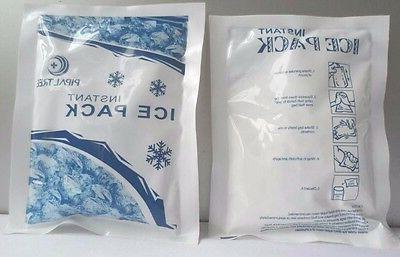 Disposable Ice Packs - Set of 6