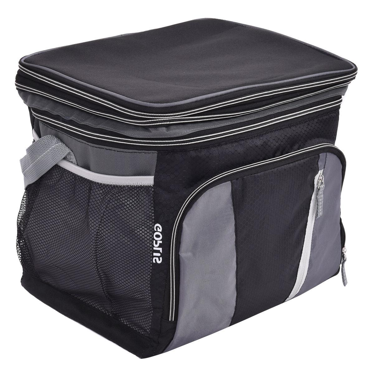 Double-layer Can Ice Container Shoulder