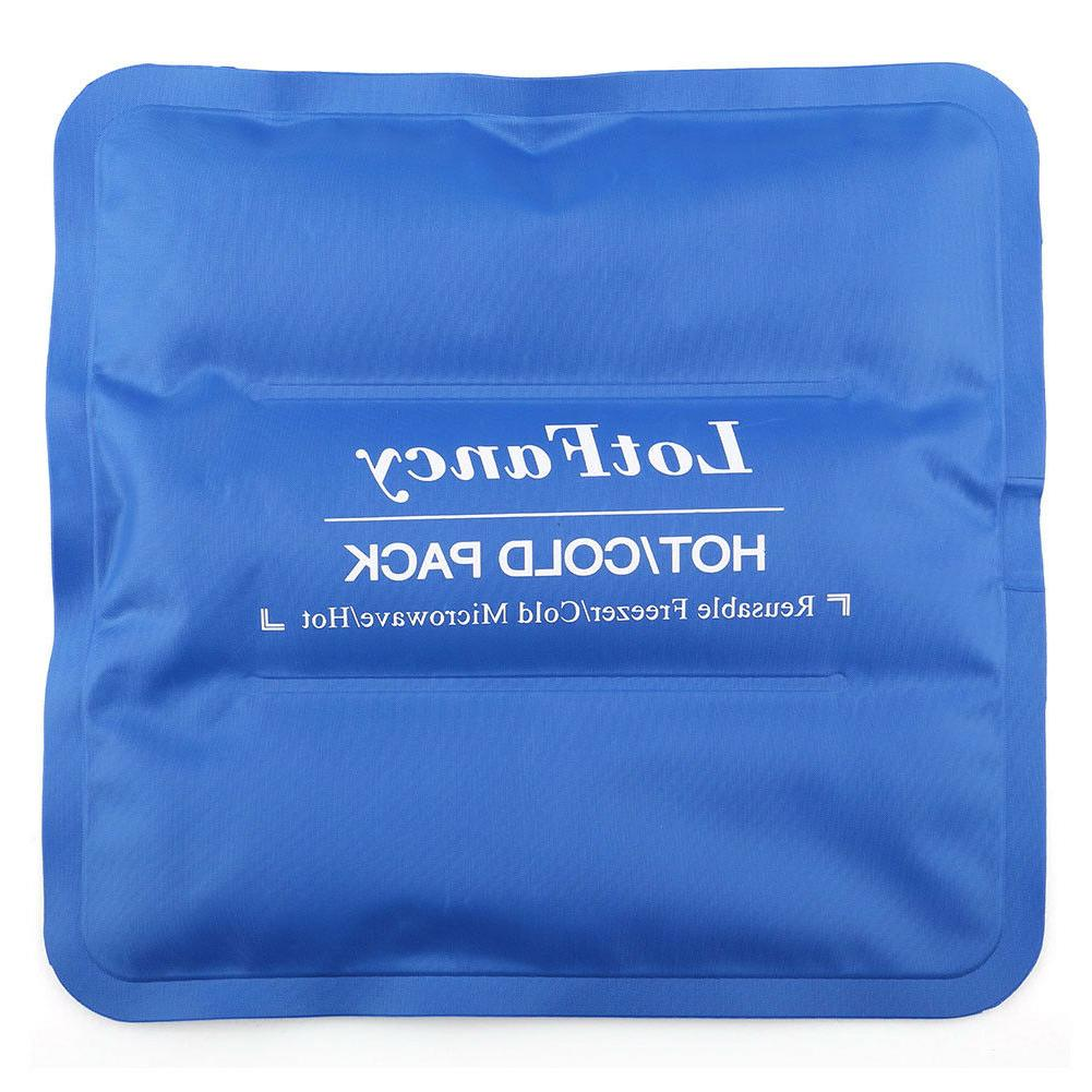 Gel Pack Hot Cold Therapy For Knee Sprains