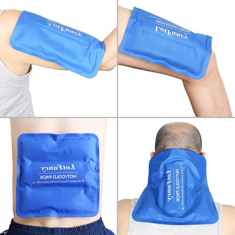 gel ice pack hot cold therapy