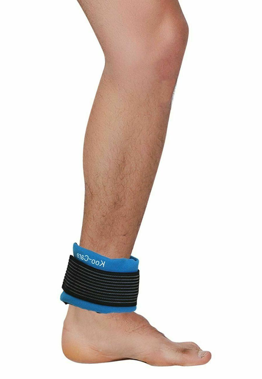 Gel Ice Hot Cold Therapy Muscle Pain Small Size US