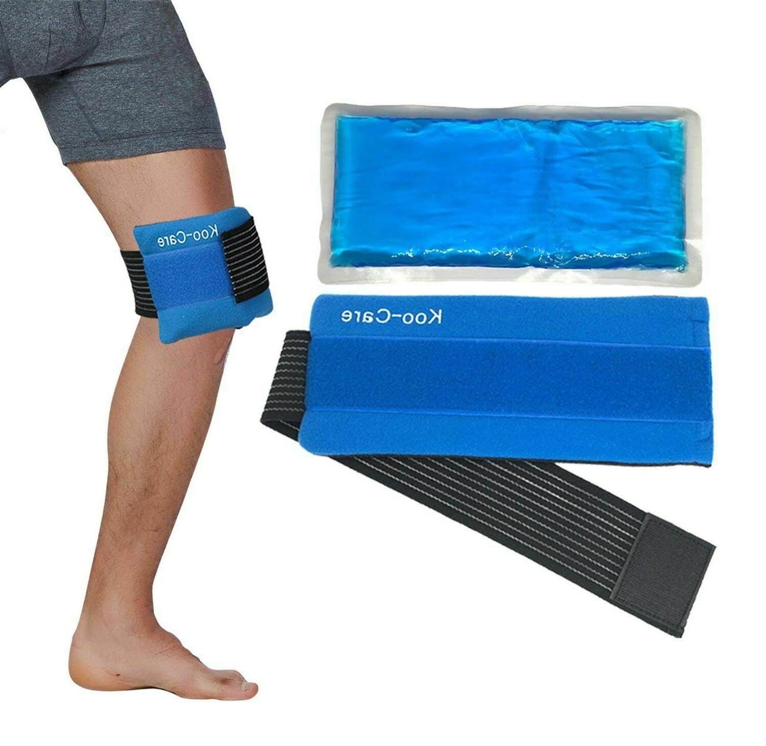 gel ice pack reusable hot cold therapy