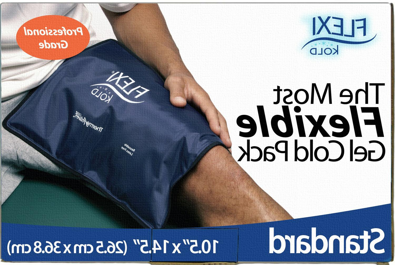 FlexiKold Gel Ice Packs -  - The Health Professional's Choic