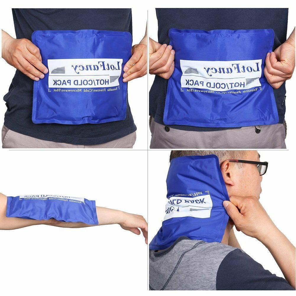 Hot Cold Pack Back for Pain