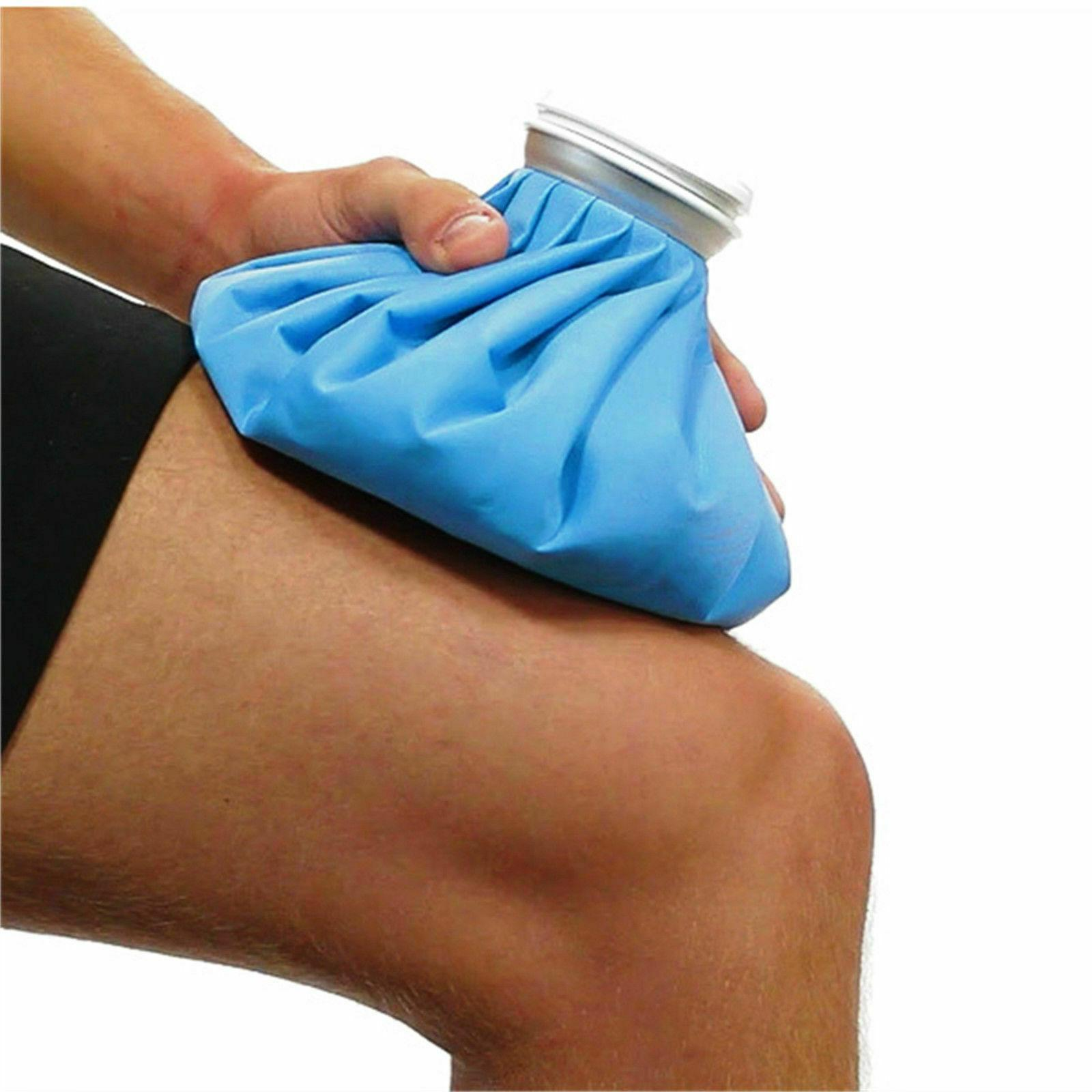 Ice Bag Pain Heat Pack Reusable for Knee