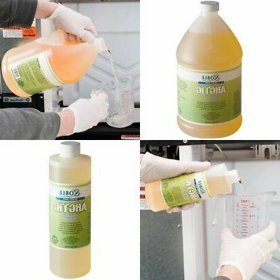 ice machine cleaner liquid 1pt to 4