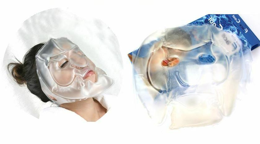 Ice mask Face Facial Massager