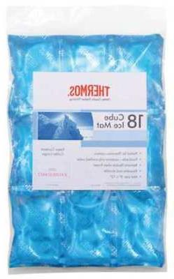 Ice Mat 18 Cube,Blue THERMOS IP5018