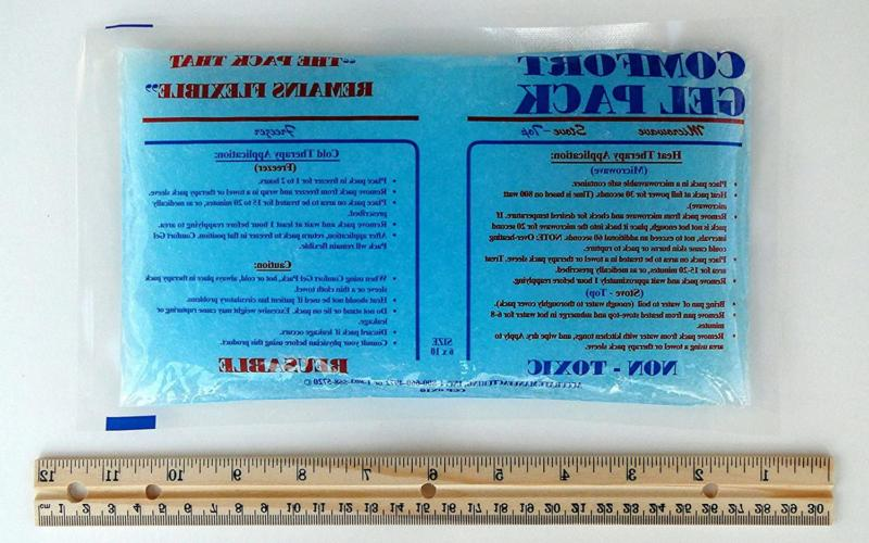 ice pack 6x10 size 2 pack