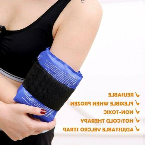 2 Pack for Reusable Cold Hot Therapy Pack